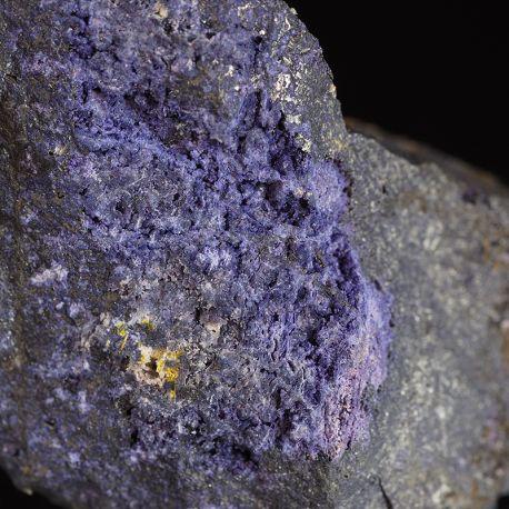 Fosfosyderyt - rzadki minerał żelaza - Portugalia