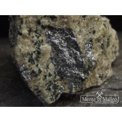 Molibdenit - błyszcz molibdenu - Rosja