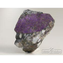 Rzadki purpuryt - fosforan manganu - Namibia