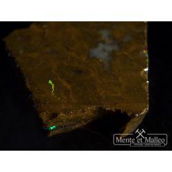 Opal szlachetny - boulder matrix opal - Australia