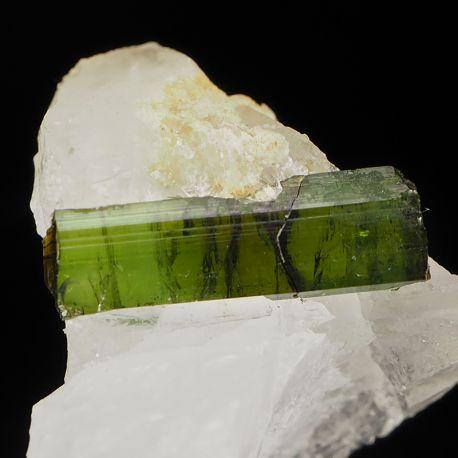 Turmalin Werdelit, Kryształ górski - Brazylia