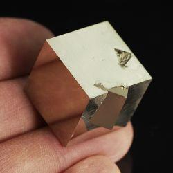 Piryt - zrost kryształów - Hiszpania
