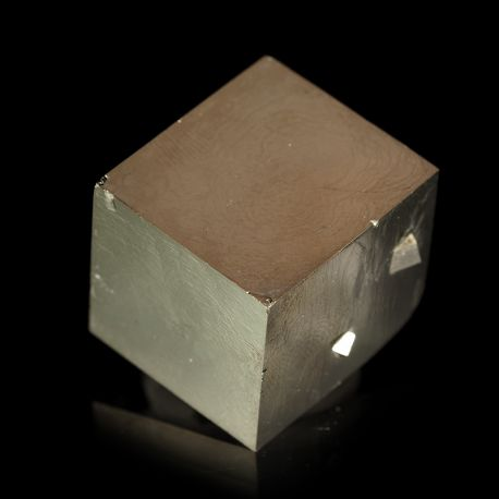 Piryt - kryształ - Hiszpania