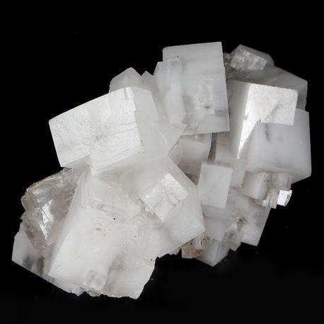 Halit bogaty w lit z największego solniska świata - Boliwia